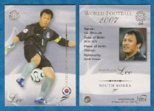 South Korea Lee Woon-Jae Suwon Samsung Bluewings